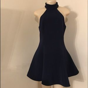 Keepsake navy blue dress